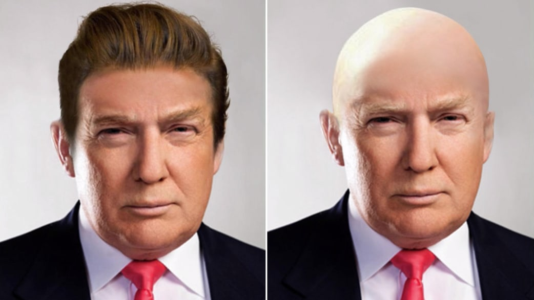 Stylist Suggests New Hair Styles For Donald Trump Today Com