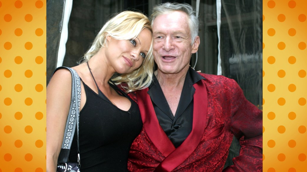 Pamela anderson naked hugh hefner video — pic 1