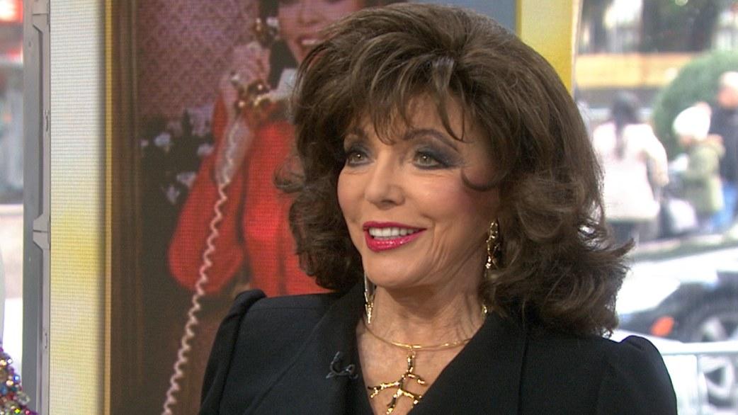 Dress Like You Re On Dynasty Joan Collins Wardrobe On