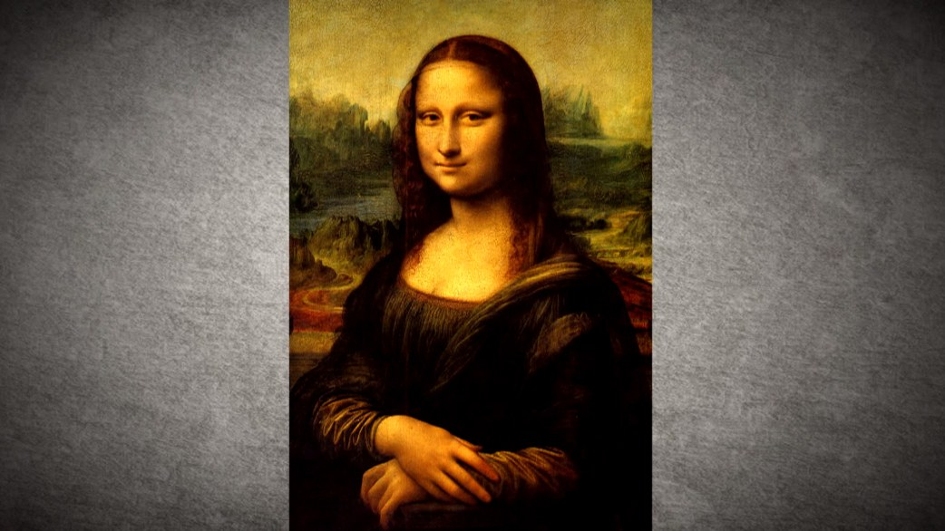 A Second Image Lies Hidden Under The Mona Lisa, Claims ...
