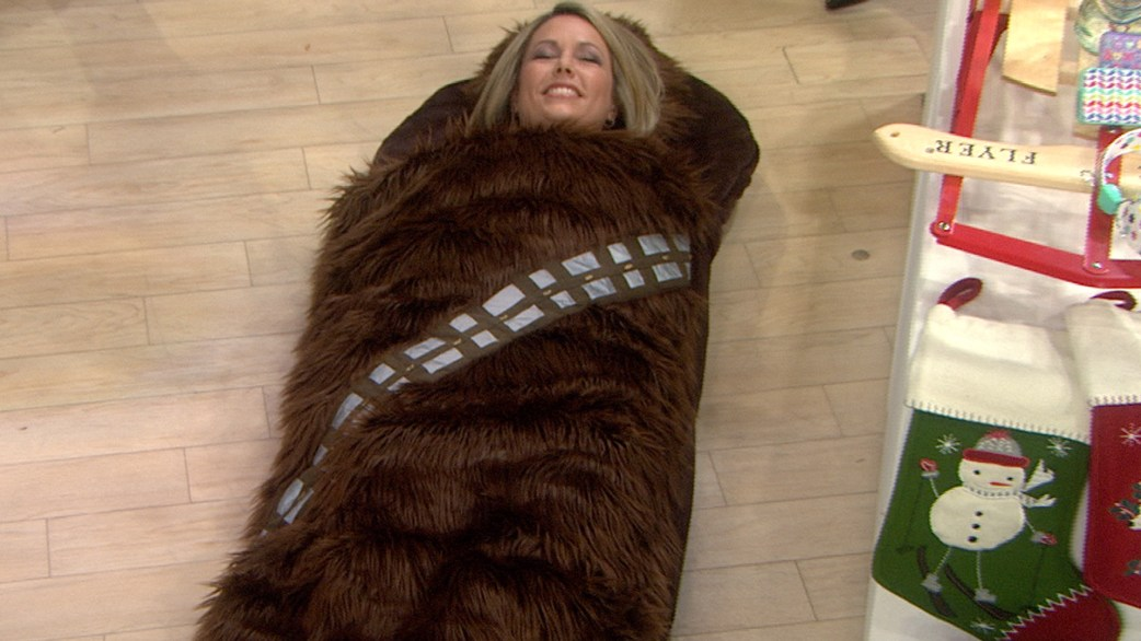 Star Wars Sleeping Bag And More Christmas Gifts You Can Still Order Today