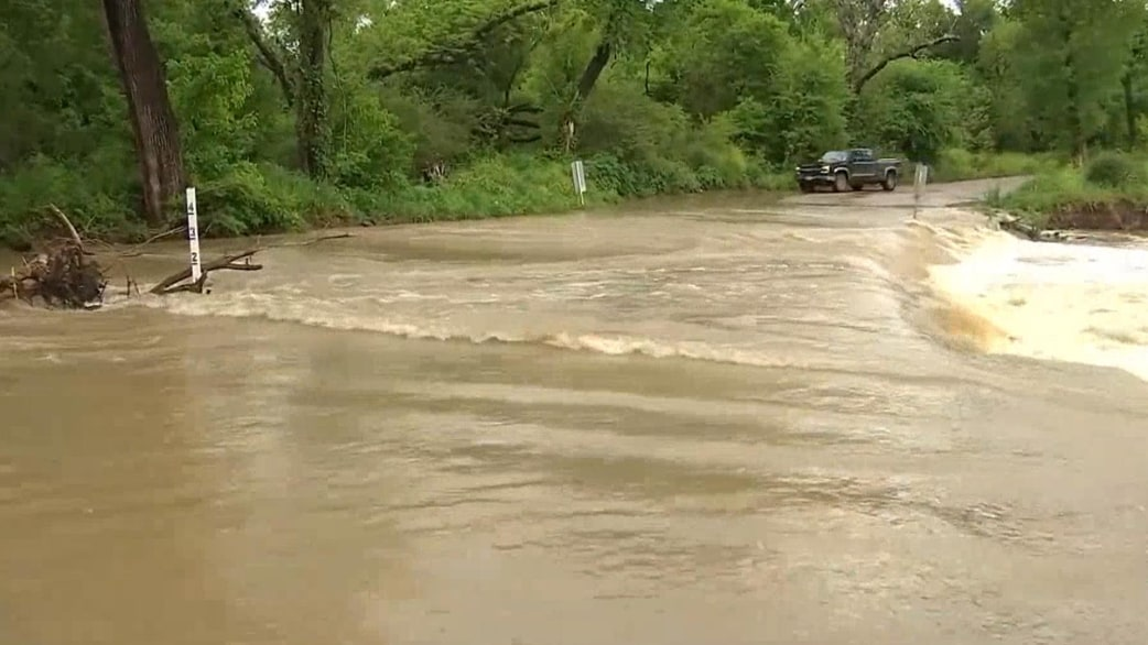 Flash flood and storm warnings blanket Southwest and ...