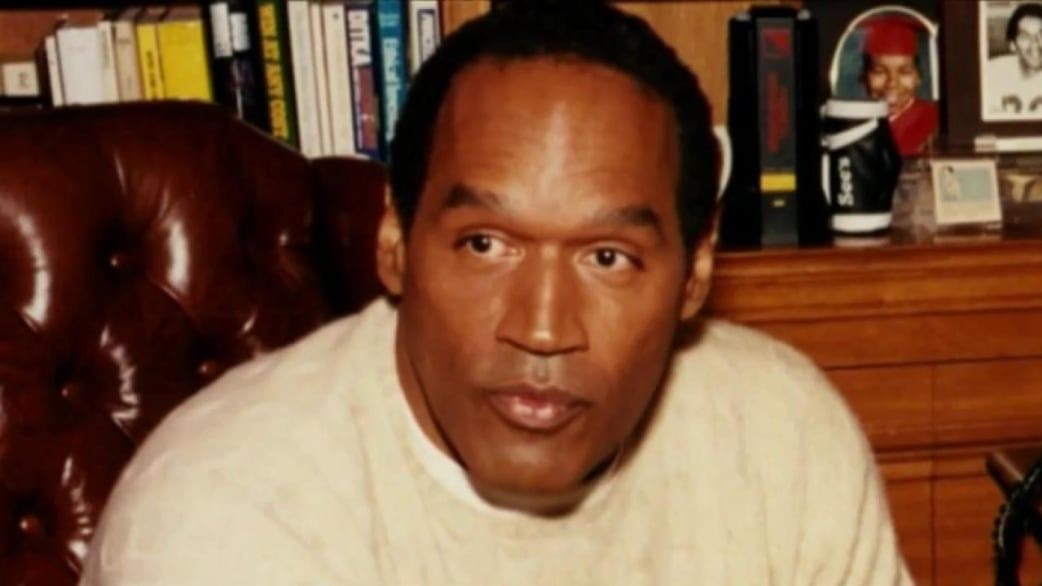 Oj simpson documentary reveals chilling new details of for O j simpson documentary 2016