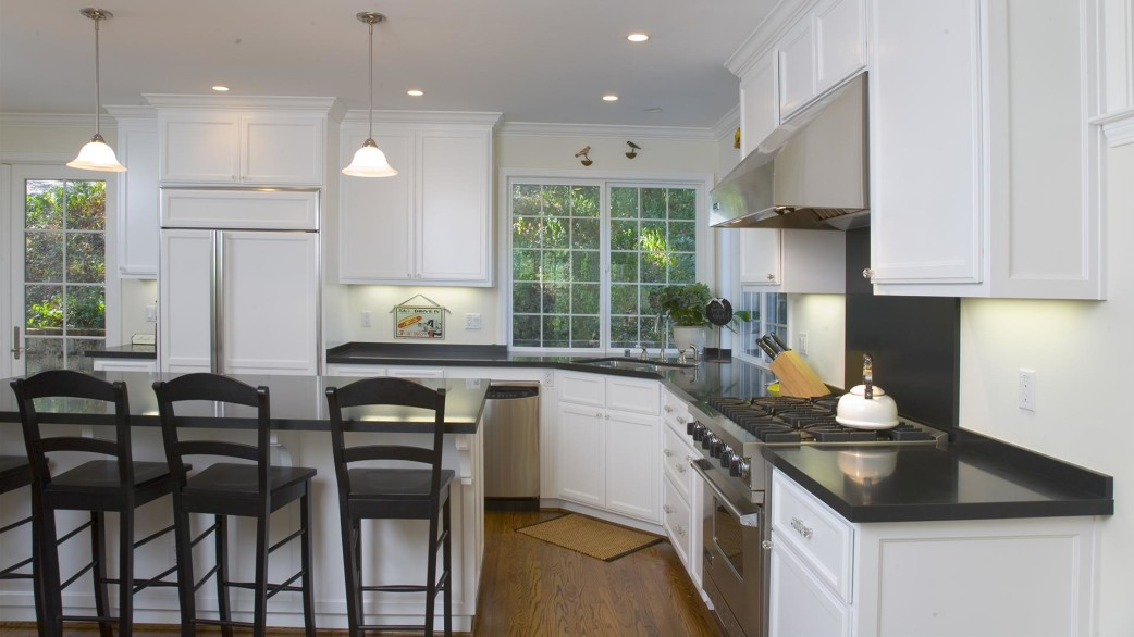 Painting your kitchen this color could reduce resale value for Best color for kitchen cabinets for resale