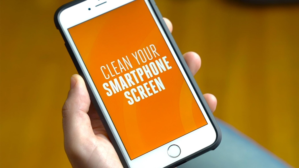 Here's how you can safely clean your smartphone