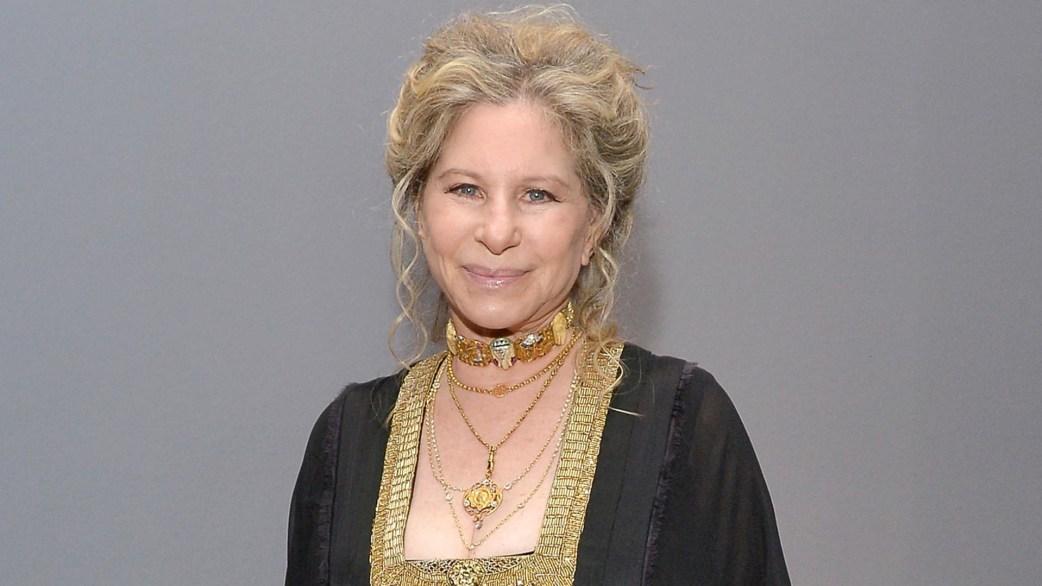 Barbra Streisand Scores Her 11th No 1 Album Breaks Her