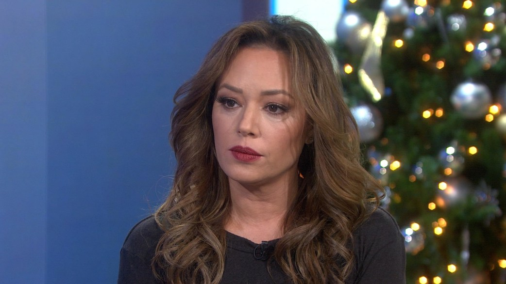 Leah remini on her battle against scientology i m doing this for