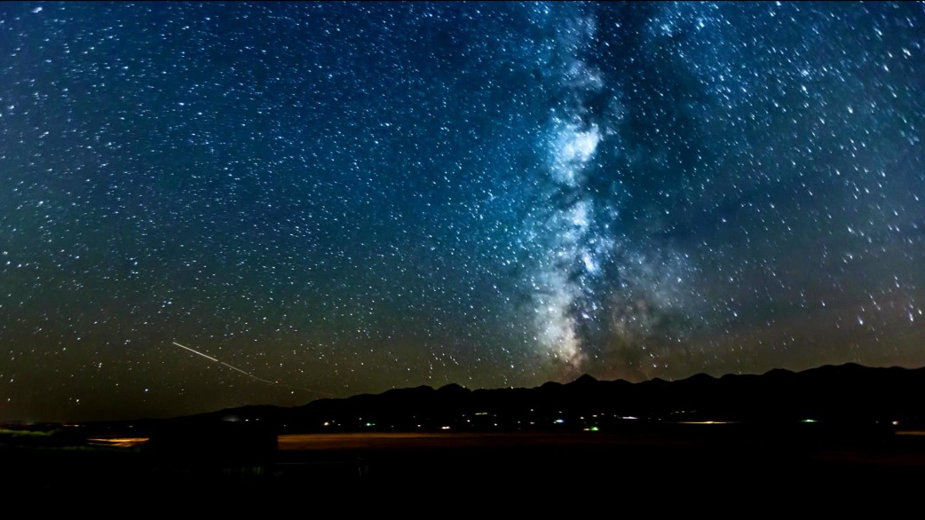 A Colorado Town Goes Dark To Let The Milky Way Shine