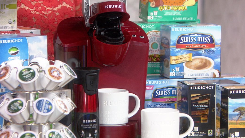 Give It Away: 5 lucky KLG and Hoda viewers win a Keurig prize package! - TODAY.com