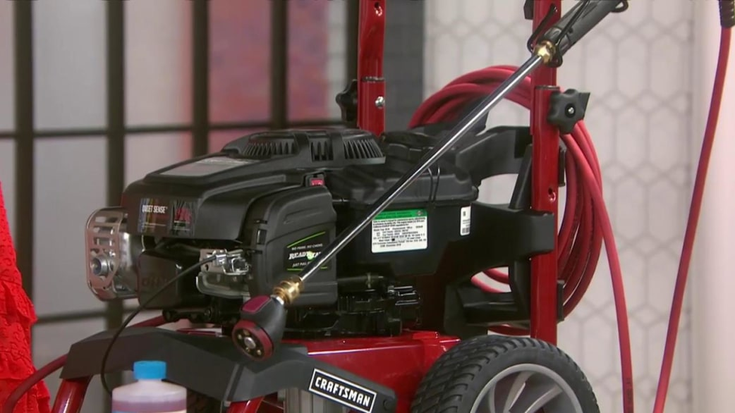 Give It Away: 5 lucky viewers win Craftsman gas pressure washers - TODAY.com