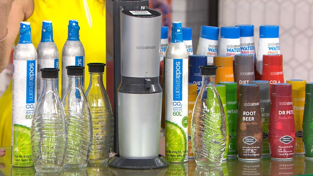 Give It Away: 5 lucky viewers win SodaStream prize packages worth over $400 - TODAY.com