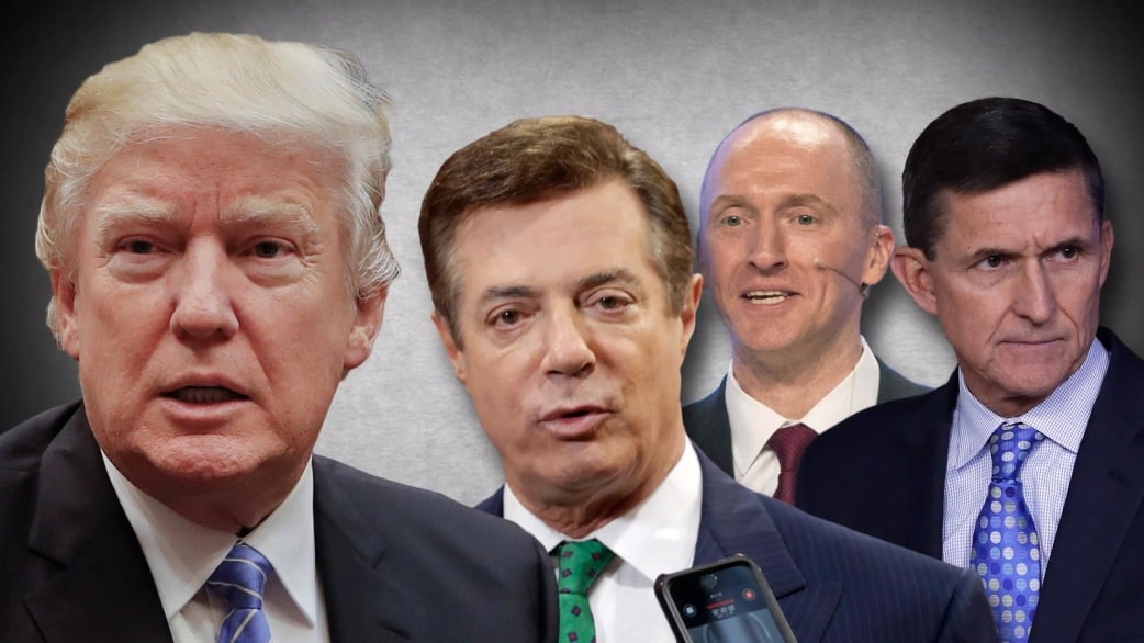 Image result for russia wiretap