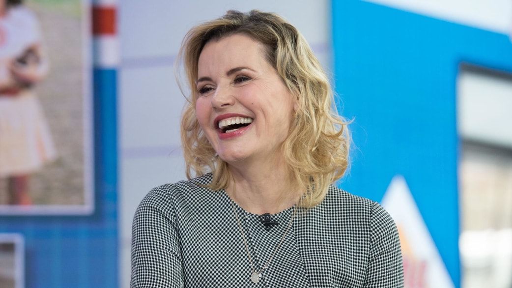 Geena Davis Women Tell Me They Took Up Sports Because Of