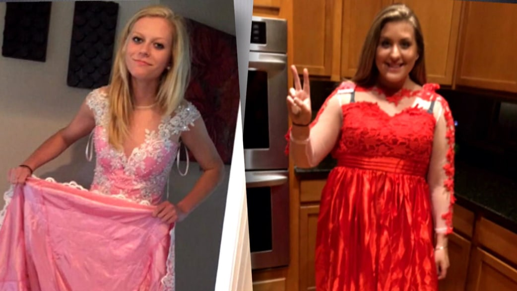 Rossen Reports update: How to avoid buying knock-off prom dresses ...
