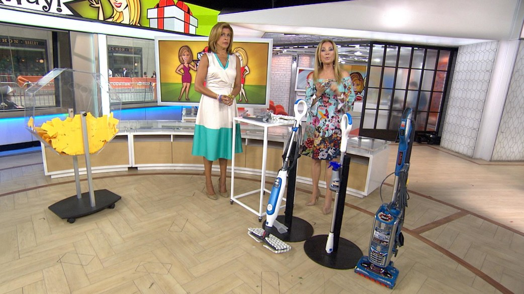 Give It Away: Lucky TODAY viewers win speed vacuum and mop system - TODAY.com
