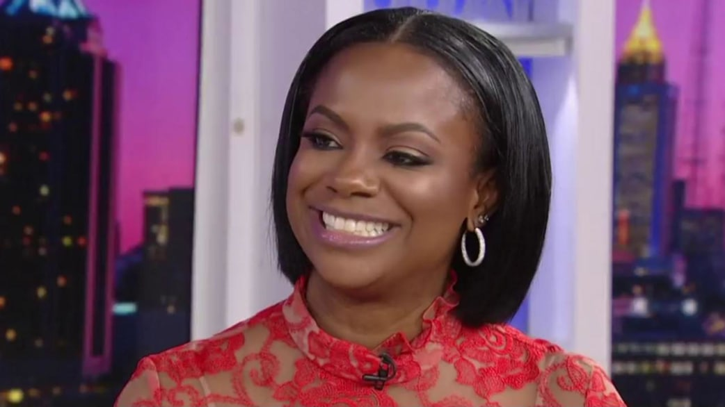 pictures of kandi s short hairstyles from housewives of