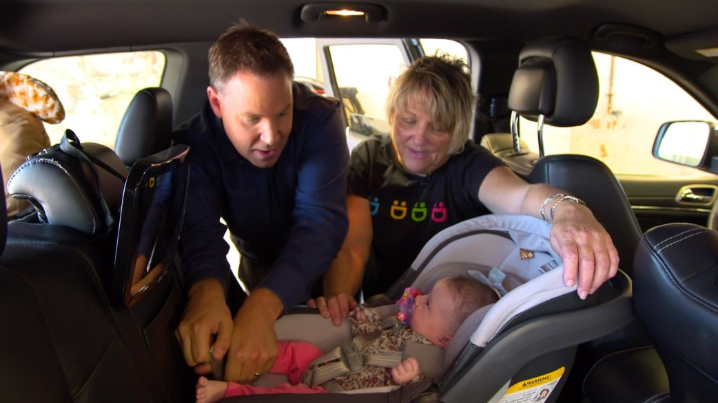 Is your child\'s car seat installed correctly? (It probably isn\'t ...