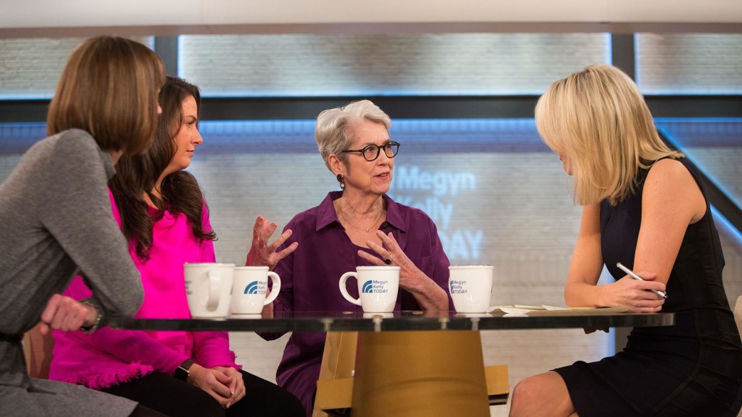 Megyn Kelly interviewed three women who accused Donald Trump of sexual misconducts