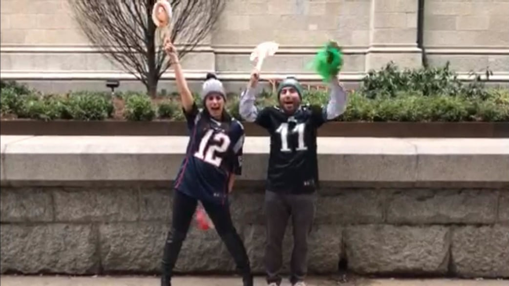 learn how you could win tickets to the super bowl from today