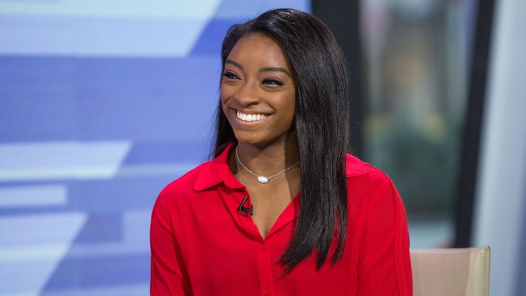 olympian simone biles on her scholarship lifetime movie and larry nassar todaycom