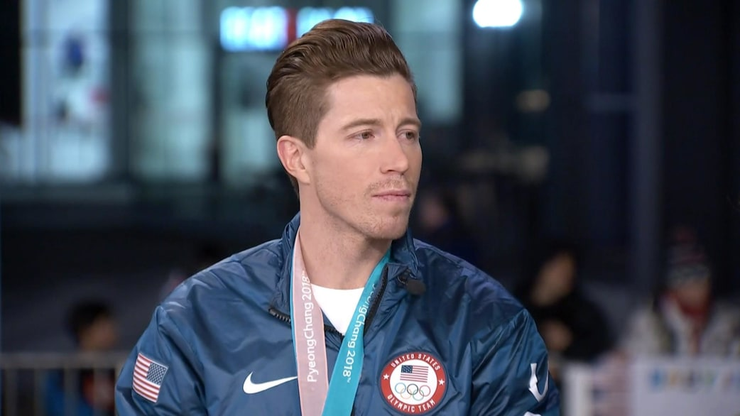 Shaun White Im Sorry I Referred Toual Harassment Allegation As Gossip