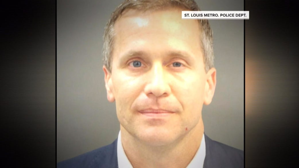 Missouri Gov. Eric Greitens Charged over Charity Donor