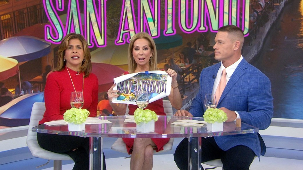 kathie lee and hoda are sending a lucky kathie lee and hoda are sending a lucky viewer to san