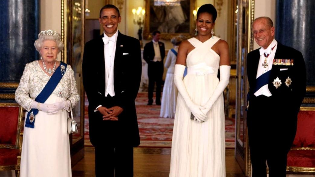 Michelle Obama Wedding Dress