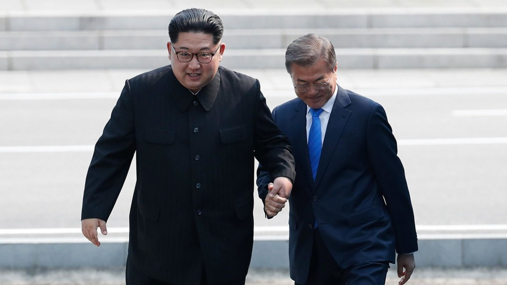 North and South Korea agree to formally end the Korean War ...