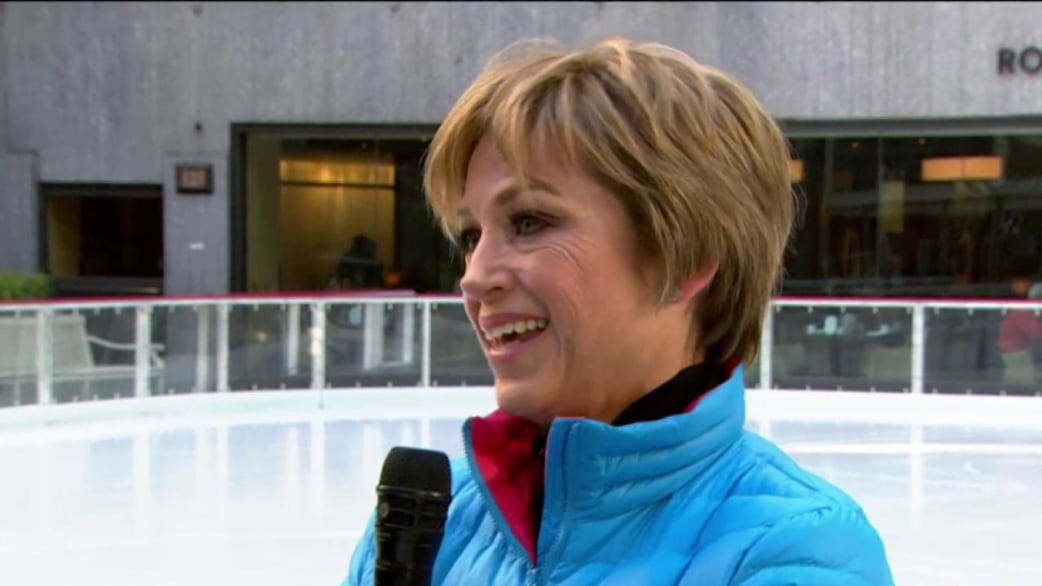 Dorothy Hamill S Olympic Win Iconic Bob And Signature Spin 40
