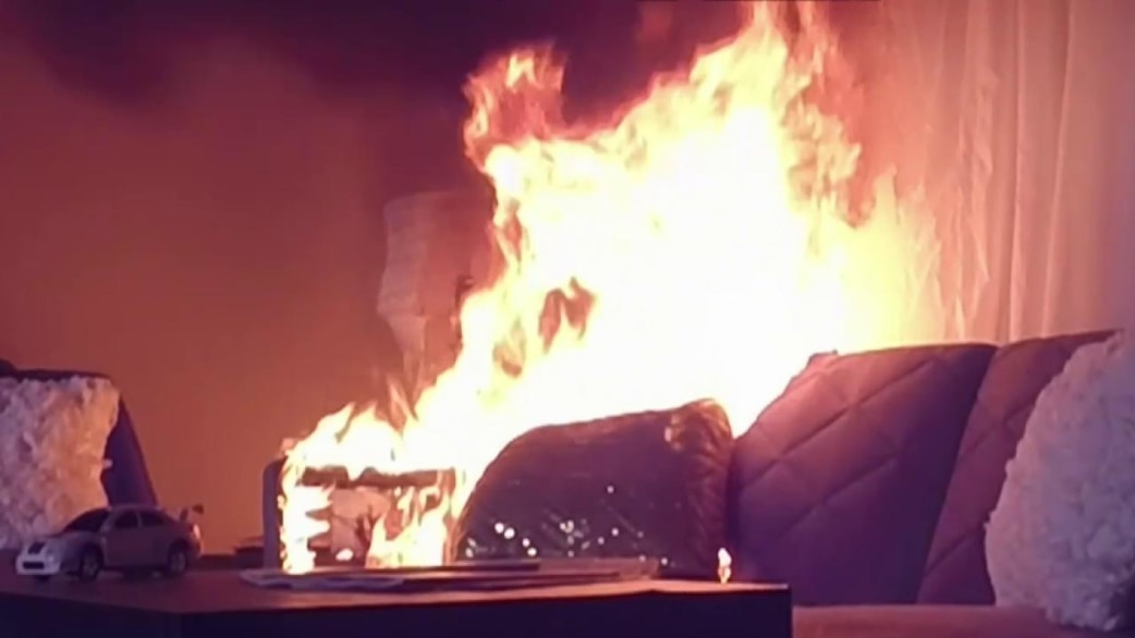 why you have less time to escape a house fire today than 30 years ago todaycom - Home Time Furniture