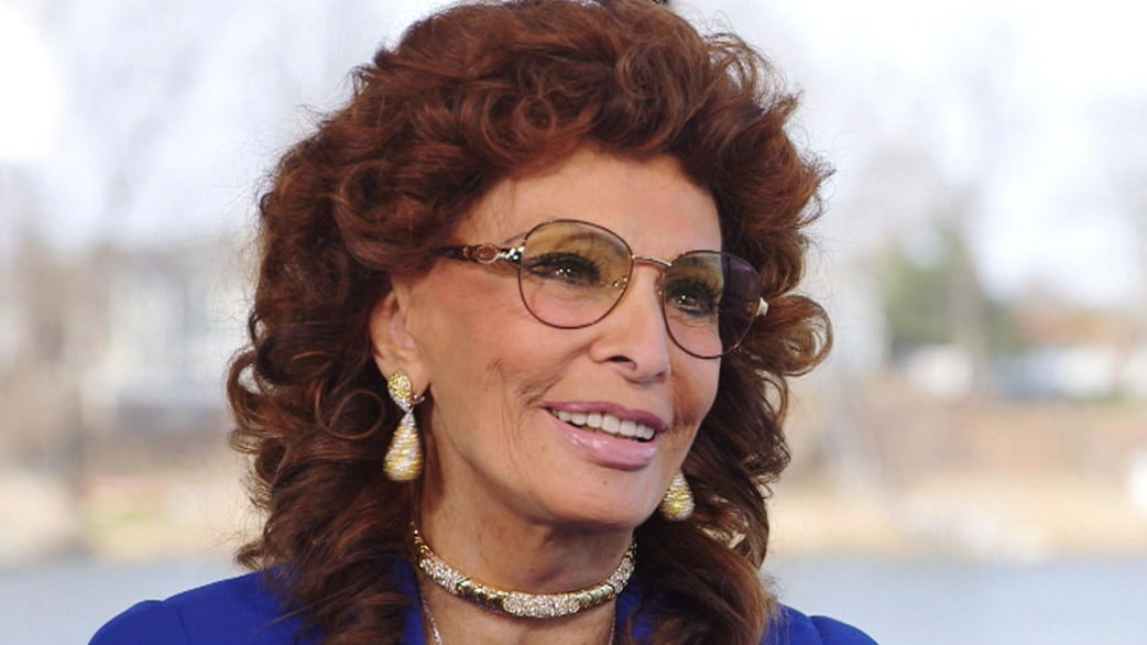 Sophia Loren talks beauty, happiness and new touring act ...