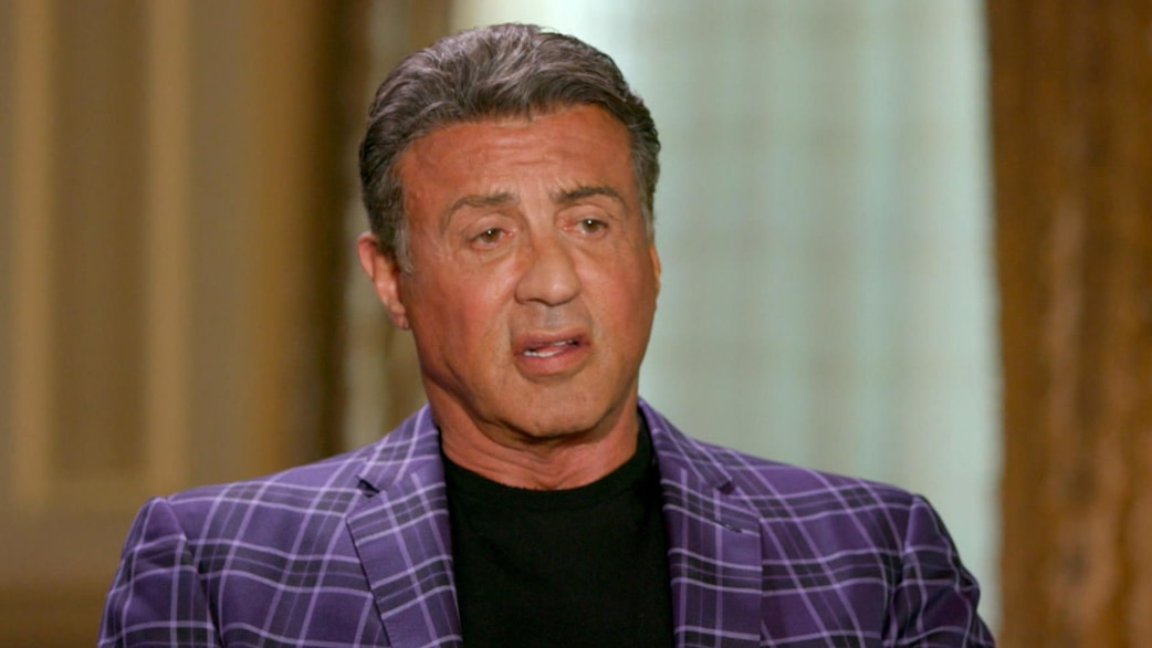 sylvester stallone talks about new show strong life