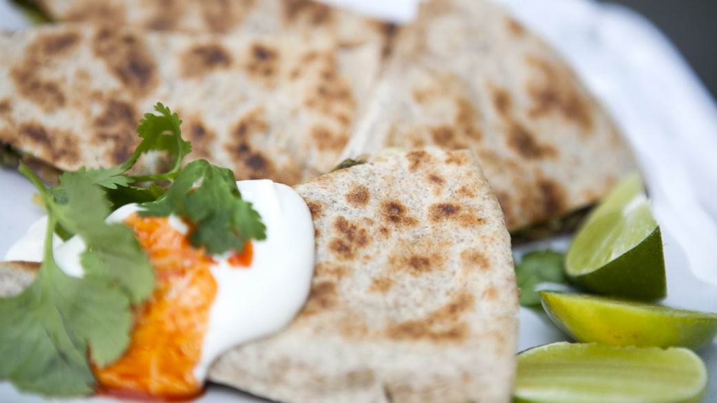 Jamie oliver cooks up quesadillas on today today jamie oliver cooks up quesadillas on today forumfinder Image collections