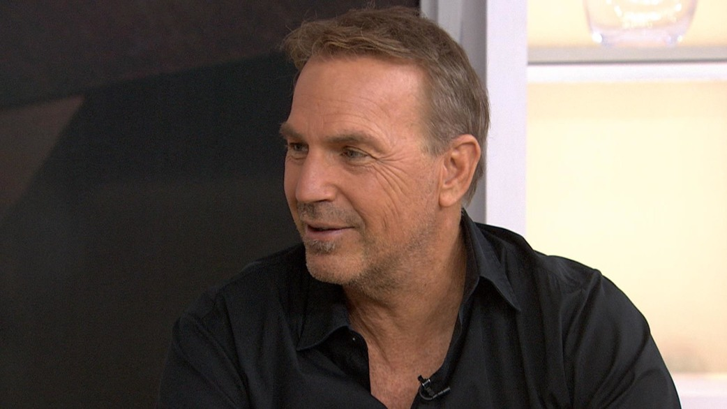 Kevin Costner: New thr...