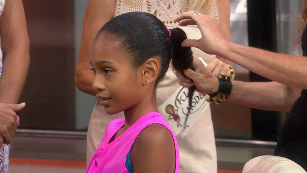 Easy Back To School Hairstyles For Kids Today Com