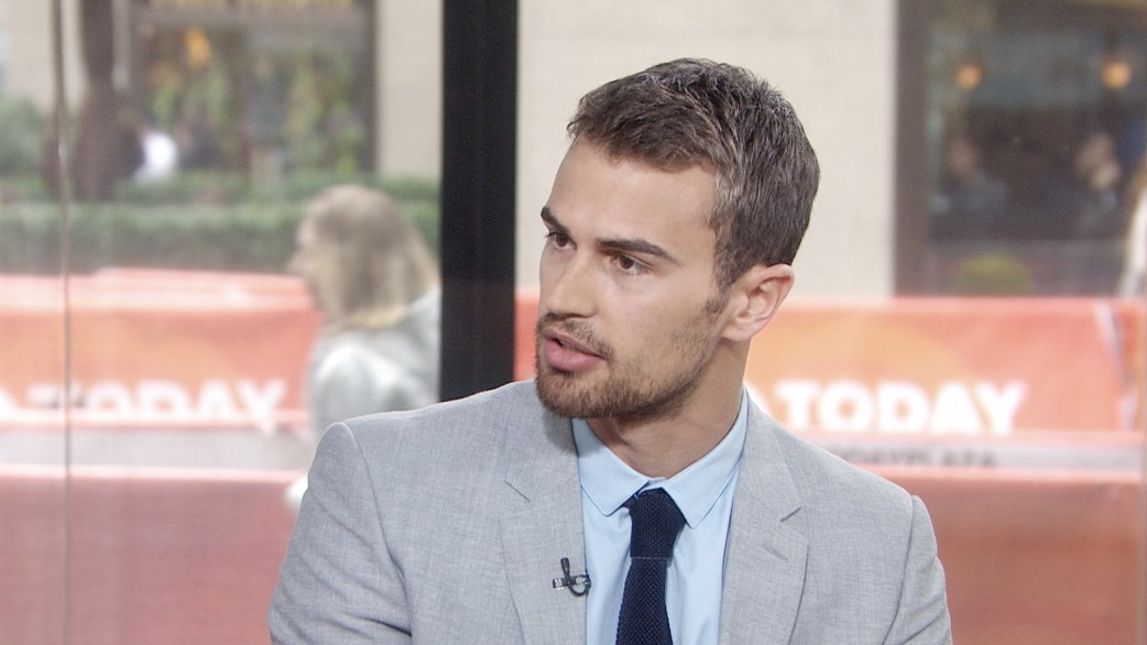Divergent star theo james on his short stint on downton abbey divergent star theo james on his short stint on downton abbey m4hsunfo