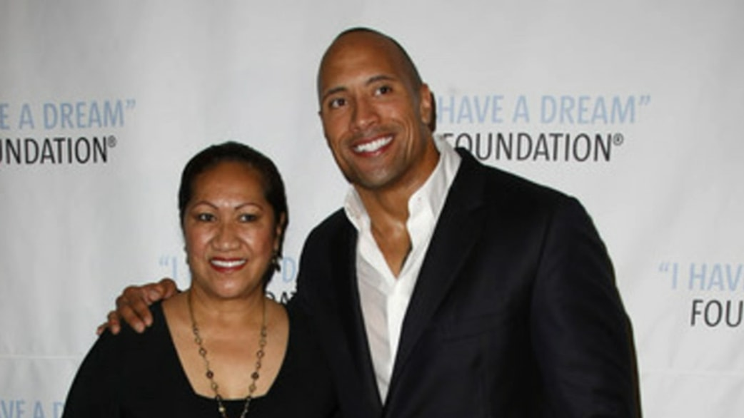 Dwayne The Rock Johnson My Mom Was In Car Wreck Today Com