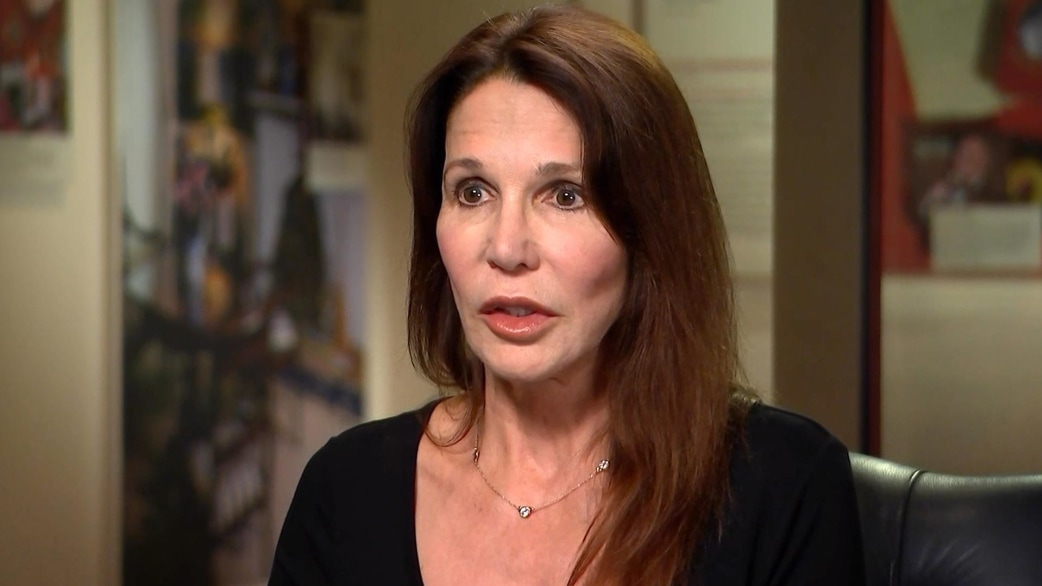Patti Davis: I feel 'complete' in relationship with mother Nancy ...