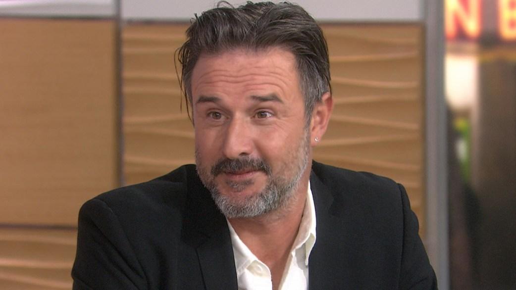 david arquette talks powerful sold film and new pee