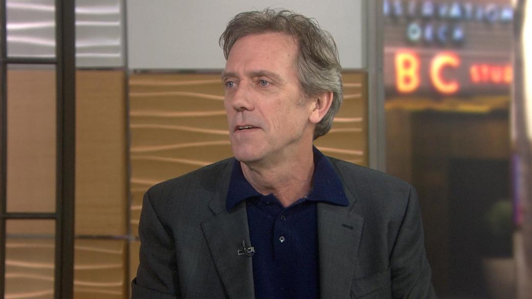 Hugh Laurie: I still l...