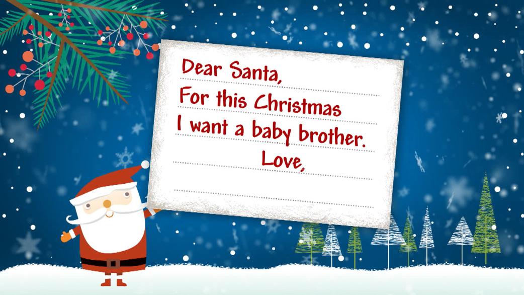 Children pen adorable dear santa letters today children pen adorable dear santa letters m4hsunfo