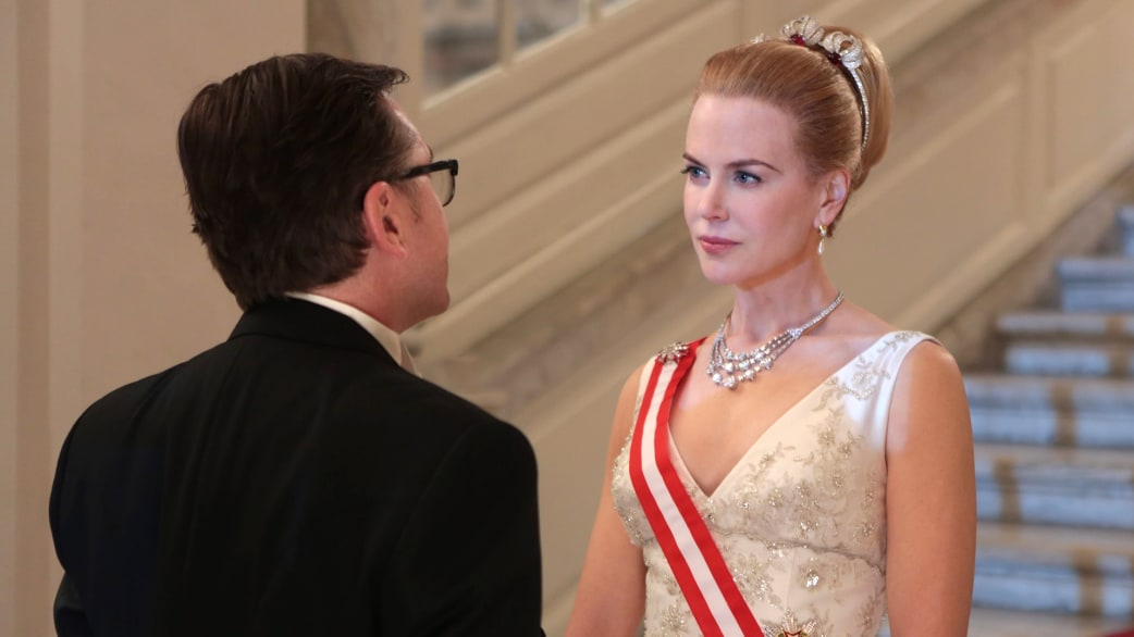 grace kelly biopic debuts her family is unhappy today com