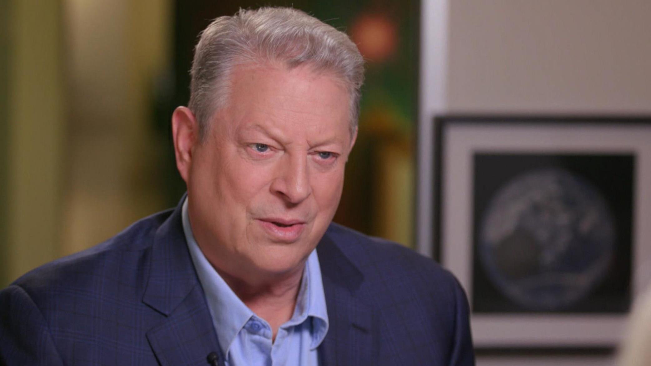 Al Gore on 2016 campaign: 'Sometimes I do a double take'