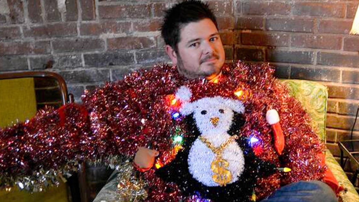 The horror! Ugliest Christmas sweaters ever