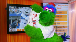 Phanatic judges: All-time best mascot