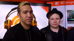 Fall Out Boy explain how to dance like Uma Thurman