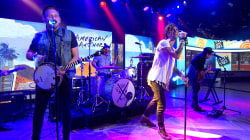American Authors performs 'Go Big or Go Home'