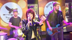 Sister Sparrow & The Dirty Birds perform soulful single 'Sugar'