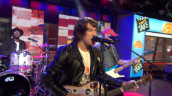 Plain White T's perform 'American Nights' on TODAY
